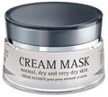 Cream mask dry skin