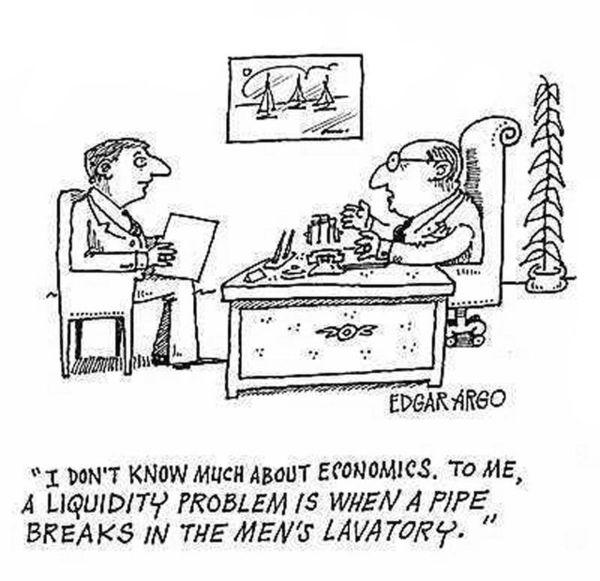 "Financial Liquidity: THE LIQUIDITY ""catch 22 Paradox"""