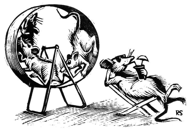 Risultati immagini per rat race