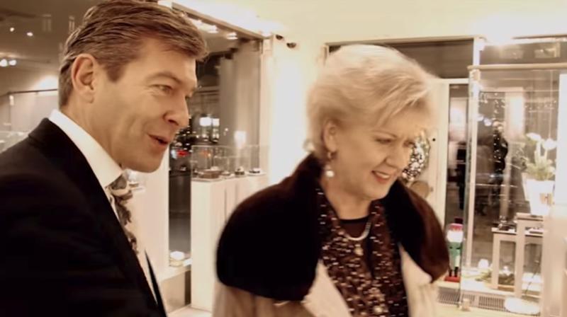 Thomas Jirgens und Maria Tange loben SkinIdent